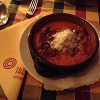 Das Foto wurde bei Trattoria Cafe Tresoli von Martin L. am 12/27/2012 aufgenommen