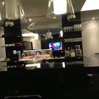 Photo taken at MasterCard Black Lounge by Sebastian S. on 4/17/2013