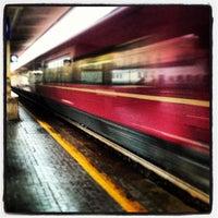 Photo taken at Stazione Ferrara by Andrea S. on 12/26/2012
