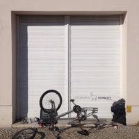 Photo taken at Elizabethkirchstrasse Park by Art Brandom on 3/8/2014