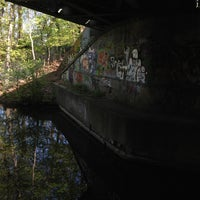 Photo taken at Gartenfelder Brücke by Art Brandom on 5/5/2013