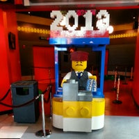 Photo taken at LEGOLAND Discovery Center Atlanta by Rosie S. on 3/13/2013