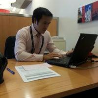 Photo taken at HSBC Phan Dang Luu by Thi L. on 4/9/2013