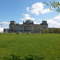 Photo prise au Reichstag par Vitaliy S. le4/28/2013