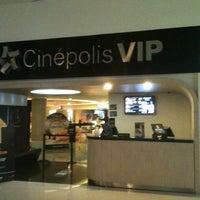 Photo taken at Cinépolis VIP by Carlos Z. on 1/25/2013