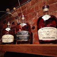 Photo taken at Bourbon by WhistlePig W. on 10/30/2013