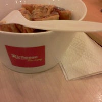 Photo taken at Richeese Factory by Shinta K. on 3/10/2013