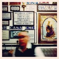 Foto scattata a Bar Casa EME da paeter il 12/29/2012