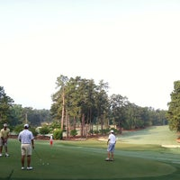 Photo taken at Mid Pines Golf Club by Christine B. on 7/12/2014