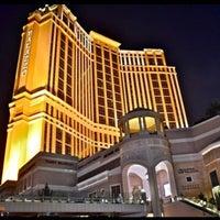 6/9/2013 tarihinde Bahaa 👑📷ziyaretçi tarafından The Palazzo Resort Hotel & Casino'de çekilen fotoğraf