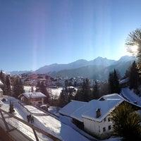Photo taken at Hotel St. Zeno by Jurgen E. on 2/18/2013