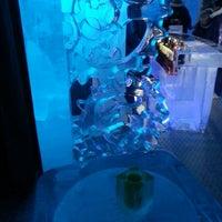 Photo taken at Icebar CPH by John V. on 11/30/2012