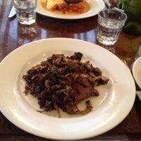 Photo taken at Restaurante Horacio Barbato by Astrid P. on 10/10/2012