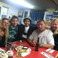 Photo taken at Lake George Pizza by Ron S. on 10/2/2013
