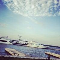 Снимок сделан в Яхт-клуб «Галс» пользователем Lena N. 5/18/2013