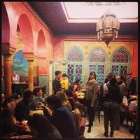 Salon de th de la grande mosqu e de paris jardin des plantes paris le de france - Mosquee de paris salon de the horaires ...