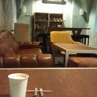 Photo taken at Coffee Inn by Anastasiya F. on 4/19/2013