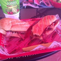 Photo taken at Firehouse Subs by Candace R. on 4/1/2014