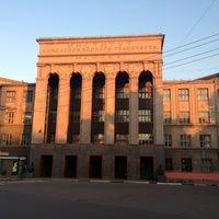 Photo taken at Волжская государственная академия водного транспорта (ВГАВТ, 1 корпус)) by Dmitry K. on 6/9/2013