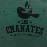 Photo taken at Los Chanates Cafe Restaurant by Carlos Q. on 1/31/2015