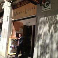 Photo taken at Mont Lluis by Jordi M. on 4/30/2013