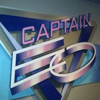 Photo taken at Captain EO by Darlene R. on 12/21/2012