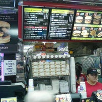 Photo taken at Lenny's Burger Shop by Jeremy on 12/23/2013
