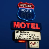 Photo taken at Route 66 Museum by Карина on 1/3/2013