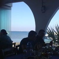 Photo taken at Zephyros Fish Tavern by Ayten T. on 10/5/2014