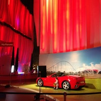 Photo taken at Ferrari World Abu Dhabi by Katya S. on 1/8/2013