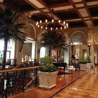 1/14/2013 tarihinde Katya S.ziyaretçi tarafından One and Only Royal Mirage Resort'de çekilen fotoğraf