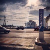 Photo taken at Terminal de cruceros del buque Puerto Vallarta by Marisol G. on 2/23/2013
