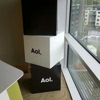 Photo taken at AOL Ireland by Eliot P. on 5/10/2016