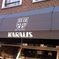 Photo taken at Karalis Pizzeria by Loes M. on 8/11/2013