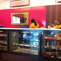 Photo taken at Fantasie Fine Chocolates by Mehboob K. on 4/8/2014