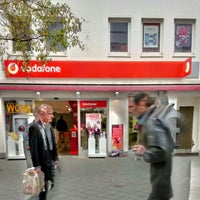 Photo taken at Vodafone Shop by sixtina on 10/25/2012