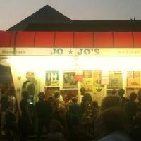 Photo taken at JoJo's Ice Cream by Steve J. on 10/4/2012