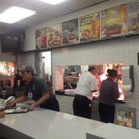 Photo taken at Burger King by Veronica F. on 3/25/2013
