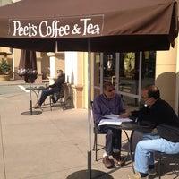 Photo taken at Peet's Coffee & Tea by Veronica F. on 3/22/2013