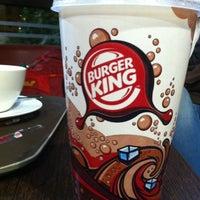 Photo taken at Burger King by Kerstin E. on 12/17/2012