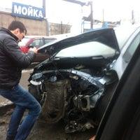 Photo taken at Автосервис на Уральской by Дашулька🌺🌺🌺 Ш. on 2/5/2014