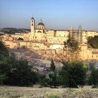Photo taken at Urbino by tommaso s. on 7/25/2013