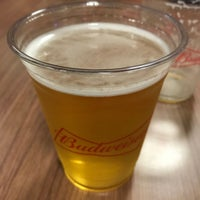 Photo taken at Anheuser-Busch Brewery Experiences by Kenny H. on 11/22/2017