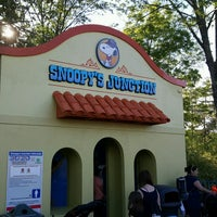 Photo taken at Snoopy's Junction by Joe Cool . on 8/21/2016