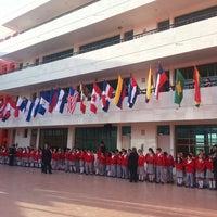 Photo taken at Colegio De Las Américas by Mari Carmen C. on 4/15/2013