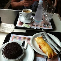 Photo taken at Café Tabaco by Milena M. on 12/9/2012