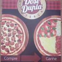 Foto tirada no(a) Mister Pizza por Luiz H. em 2/18/2014