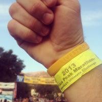 Photo taken at pikes peak marathon by Aaron R. on 8/18/2013