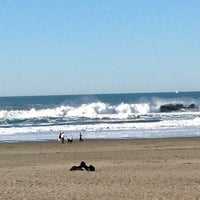 Photo taken at Ocean Beach by Randy P. on 1/20/2013