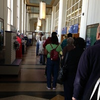 Photo taken at US Post Office by Randy P. on 4/15/2013